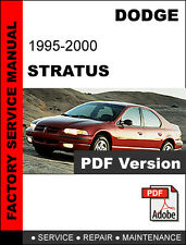 automotive pdf manual ebay stores rh ebay com 2000 dodge stratus service manual 2000 dodge stratus service manual pdf