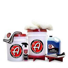 Adam's Polishes Adam's Complete 2 Bucket Car Wash Kit