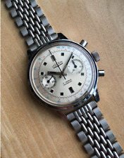 Vintage Vulcain 1376 –  Valjoux 7733 chronograph watch Mint