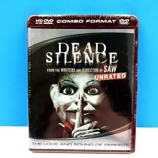 Dead Silence - Unrated Version on DVD + HD DVD Combo Donnie Wahlberg