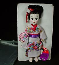 "Vintage Effanbee 11"" Madame Butterfly Doll 1983"
