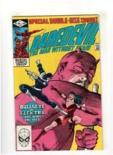Daredevil #181 Marvel 1982 Death of Elektra Frank Miller 9.0