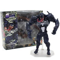 Revoltech Series Venom PVC Action Figure Collectible Model Toy