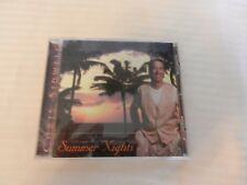 Summer Nights CD by Chris Sidwell Signed 1999 Pacific Coast Music