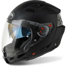 CASCO HELMET CROSSOVER EXECUTIVE BLACK MATT AIROH SIZE M