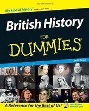 British History For Dummies,Sean Lang