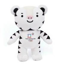 2018 Korea Pyeongchang Winter Olympics Soohorang Mascot Plush Doll _ 30cm