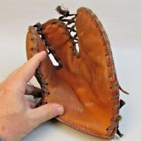 Vintage MacGregor GoldSmith G158 Baseball glove Trapper Professional Model USA