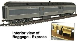 Walthers 932-10505 Walthers 932-10505 HO UP ACF 70' Heavyweight Baggage Car LN