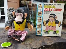 Daishin Musical Jolly Chimp Vintage Toy