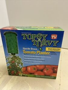Topsy Turvy As Seen On TV Improved Upside Down Tomato Planter New In Box