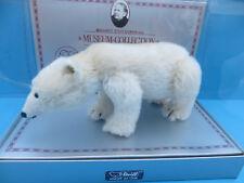 Steiff Polar Bear Eisbär Museum-Collection Replica 1909, limitiert
