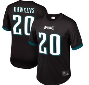 NFL Mitchell & Ness Philadelphia Eagles #20 Football Jersey New Mens Sizes $110