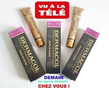 Dermacol Fond de Teint 208 Anti cernes haute couvrance spf30 envoi express !