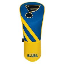 ST. LOUIS BLUES EMBROIDERED DRIVER HEADCOVER INDIVIDUAL NEW WINCRAFT