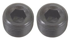 "Edelbrock 9128 Socket Head Pipe Plug 1/4"" 1 Pair"