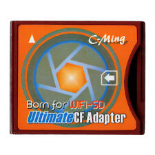 New CF Adapter SDHC / SD WIFI SD EYEFI SD To CF Type II Card Adapter