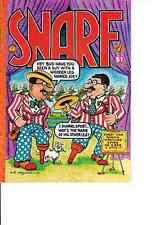 Snarf #7 1977 Art Spiegelman