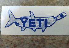 Authentic YETI Vinyl Sticker~Decal