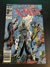 Classic X-men#32 Incredible Condition 9.2(1989) Proteus, Byrne Art!!