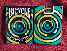1 DECK NEW! Bicycle Hypnosis cardistry playing cards FREE USA SHIPPING!