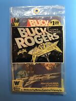 BUCK ROGERS #1, #2, & #3 (movie adaptation) Factory Sealed polybag WHITMAN 1979