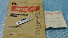 IH INTERNATIONAL A B C & D LINE ACCO TRUCK GENUINE NOS GLOVE BOX STRIKER