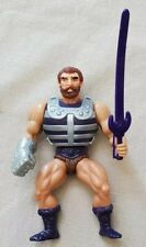 Vintage Mattel Fisto MOTU He-Man Masters of the Universe Figure w/ Sword Weapon