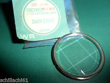 SEIKO, 7019-7210, Faceted Crystal, ACTUS, Genuine Seiko Nos 300V21GCSF