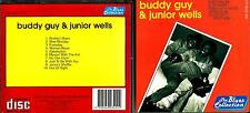 Buddy Guy & Junior Wells cd album- The Blues Collection