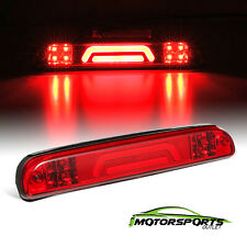 1999-2016 Ford Super Duty Red Third Brake Light 3D LED Bar Tail Lamp