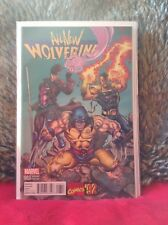 AL NEW WOLVERINE # 3 RANEY  1 in 25 VARIANT EDITION MARVEL COMICS
