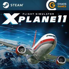X-plane 11 * nueva cuenta de Steam * PC global región libre + cambio de dirección de correo electrónico
