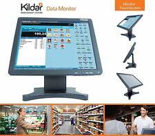 """Brand New Touchscreen LED Monitor 15"""" Kildar Restaurant, Bar, Kiosk Retail POS"""