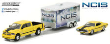 Greenlight 1:64 2015 Ram 1500 with 1970 Dodge Challenger RT NCIS