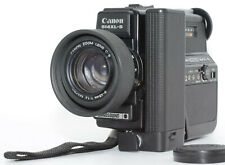 【MINT】 Canon 514XL-S Canosound Super8 8mm Film Movie Camera from JAPAN #236