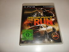 PlayStation 3 Need for Speed: the Run