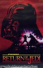 Star Wars 22x34 Return Of The Jedi Drew Struzan Art Movie Poster 1983
