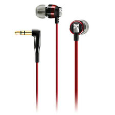 Sennheiser CX 3.00 In-Ear Only Headphones Red - Brand New