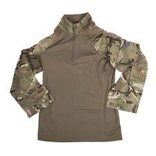 Britisches Combat Shirt UBAC MTP tarn khaki/oliv gebraucht