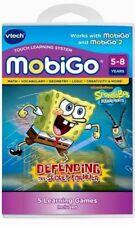 Vtech MobiGo Spongebob Defending the Secret Formula NIP