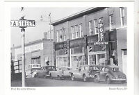 "*Idaho Postcard-""The Post Register Offices""  *Idaho Falls, Idaho (2-ID)"