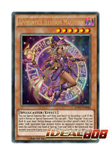 YUGIOH x 1 Apprentice Illusion Magician - JUMP-EN080 - Ultra Rare - Limited Edit