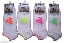Active Striped Multipack Socks for Men