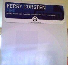 "Ferry Corsten fire vinyl 12"""