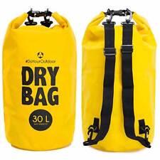 5L 10L 20L 30L 40L Drybag / 100% wasserdichte Tasche aus PVC - Seesack Packsack