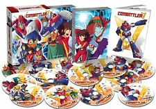 Dvd Combattler V - La Serie Completa (13 Dvd) (Limited Edition) (13 DVD) ..NUOVO