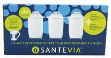 Santevia - Alkaline Pitcher Filters - 3 Pack