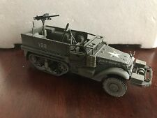 CORGI 60414 M24 MORTAR CARRIER HALF TRACK 2ND ARMORED DIVISION 1/50
