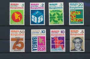 LN70425 Bangladesh independence fine lot MNH